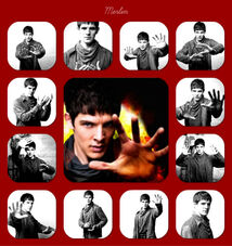 Merlinpromocollage