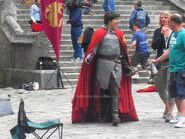Alexander Vlahos Behind The Scenes Series 5-1