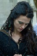 Katie McGrath Behind The Scenes Series 4-10