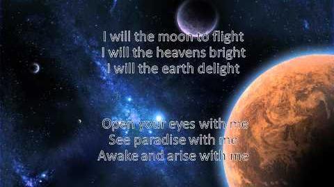 Celtic woman The Sky and the Dawn and the Sun Lyrics