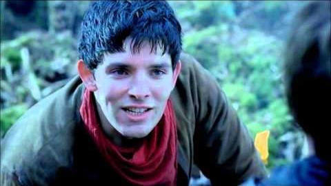 "Merlin 5x01 ""Arthur's Bane - part 1"" Arthur is injured"