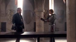 Arthur vs Uther