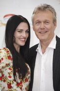 Katie McGrath and Anthony Head-6