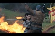 Morgana Ealdor battle