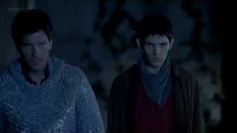 Merlin, Arthur and Lancelot, Sir Lancelot, the bravest and most noble of them all - Sacrifice