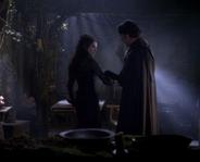 Agravaine and Morgana