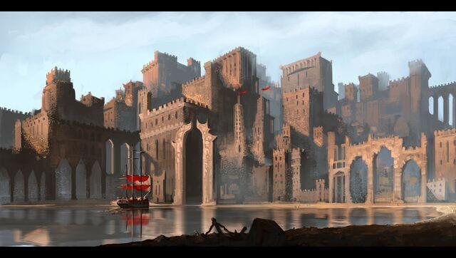 File:Desert port city by ravirr17-d5rsb4t.jpg