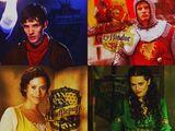 Merlin: A Hogwarts Adventure.