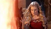 3x07 Magie Morgause perte