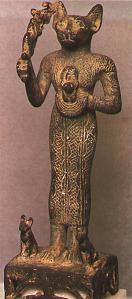 Statue de Bastet