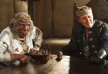 Troll et Uther