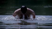 L'Ombre de Lancelot sort de l'eau