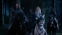 3x02 Cendred Morgause hommes de guerre