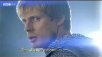 """Merlin Season 5x03 PROMO """"The Death Song of Uther Pendragon""""-0"""