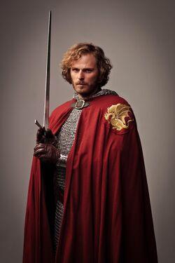 Rupert Young est Sir Leon
