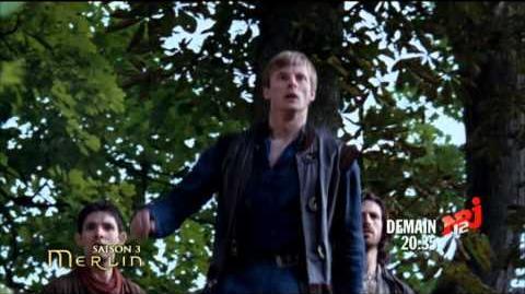 Merlin - Bande-Annonce Saison 3 (NRJ 12, Demain, 7 novembre 2012)