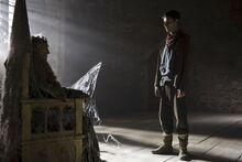 Merlin face au Roi Pêcheur