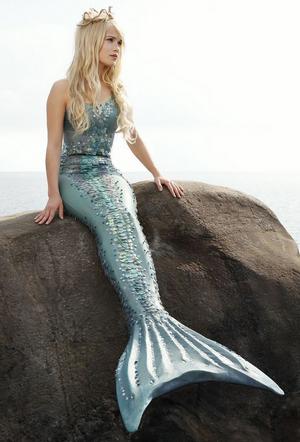 Undine The Little German Mermaid