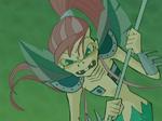 Coralia as monster