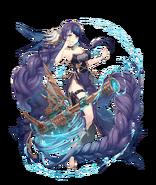 Portrait Little Mermaid Gunner
