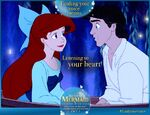 The Little Mermaid Diamond Edition Finding Your Voice Means Listening to Your Heart Promotion