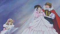 Mermaid Princess Wedding