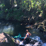 Jackie in River