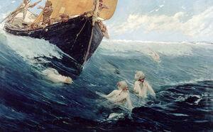 The-mermaids-rock-edward-matthew-hale