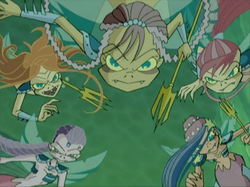 Winx Mer-Monsters