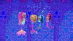 Mermaid Ula and her Friends