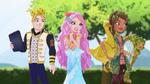 Beanstalk Bravado - Darling, Meeshell and Jillian