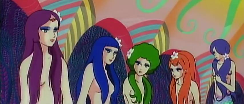 The Little Mermaid 1975 Anime Mermaid Wiki Fandom