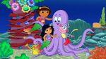 Dora And Maribel with Octopus