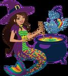 Serena Halloween