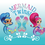 Shimmer And Shine Mermaid Twins