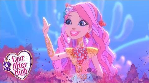 Meeshell comes out of her Shell Chapter 4 Ever After High
