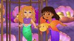 Mariana and Dora