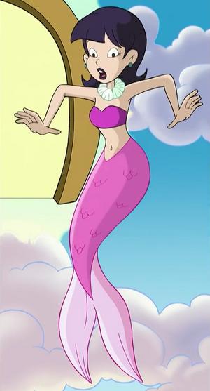 Nicole Candler as Mermaid