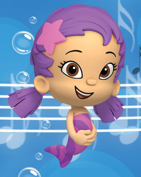 how to draw bubble guppies characters