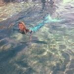 Selena Swimming