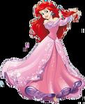 Sticker les princess disney Ariel