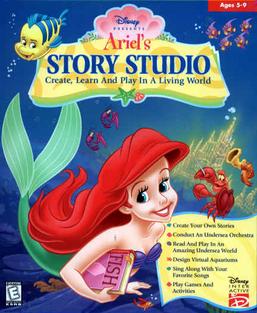 Ariel's Story Studio