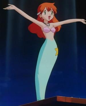 The Misty Mermaid