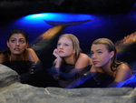 Mermaids In Moon Pool