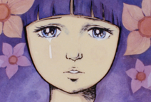 Mermaid Princess Sad