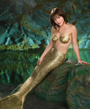 Phoebe As Mermaid