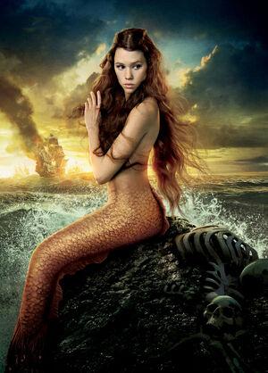 Pirates of the Caribbean On Stranger Tides - Syrena