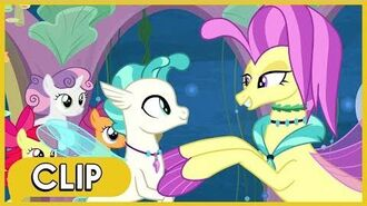 The World of the Seaponies - MLP Friendship Is Magic Season 8