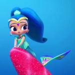 Shine as Mermaid