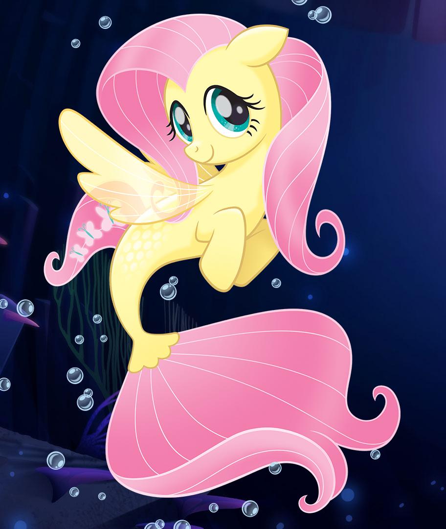 Fluttershy | Mermaid Wiki | Fandom